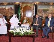 اسلام آباد: وزیر اعظم کے مشیر براء کامرس ، ٹیکسٹاء اینڈ انڈسٹری عبدالرزاق ..