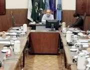 لاہور: کمشنر لاہور ڈویژن ڈاکٹر مجتبیٰ پراچہ ٹاؤن پلاننگ اور اربن مینجمنٹ ..