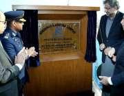 کامراہ: وزیراعظم شاہد خاقان عباسی کامراہ میں ایئر یونیورسٹی ایرو سپیس ..