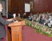 لاہور: وائس چانسلرپروفیسر نیاز احمد پنجاب یونیورسٹی کے الحاق شدہ کالجز ..