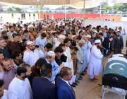 کراچی: گورنر سندھ محمد زبیر ، وزیراعلیٰ سندھ سید مراد علی شاہ طالبہ ..