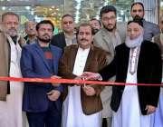 راولپنڈی: صرافہ بازار یونین کے صدر رانا عبدالقدوس اورنگزیب خان مری ..