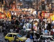 راولپنڈی: انتظامیہ کی نااہلی، رمضان سے قبل ہی تجاوزات مافیا نے باڑہ ..