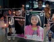 کراچی: ناظم آباد: میں آل پاکستان مسلم لیگ سینٹرل کمیٹی کے صدر علی منصور ..