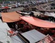 اسلام آباد: حکام کی عدم توجہی کے باعث کھنہ پل کے گردو نواح میں بڑھتی ..