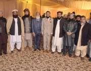 لاہور: انجمن طلباء اسلام کے سابق جنرل سیکرٹری صاحبزادہ محمد عثمان نوارانی ..