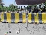 اسلام آباد: احتساب عدالت جانیوالا راستہ بلاک رکھ کر بند کیا گیا ہے جبکہ ..