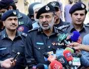 پشاور: نویں محرم الحرام کے جلوس میں سیکیورٹی انتظامات دیکھنے کے بعد ..