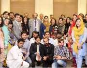 لاہور: جی سی یونیورسٹی لاہورمیں نوجوان اساتدہ کے لیے تربیتی ورکشاپ ..