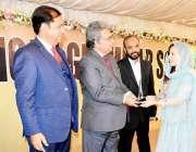 اسلام آباد: چوہدری عبدالغفور ایم ڈی پی ٹی ڈی سی مرم رانا ڈائریکٹر امریکن ..
