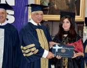 پشاور: گورنر خیبر پختونخوا انجینئر اقبال ظفر جھگڑا اسلامیہ کالج یونیوسٹی ..