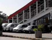 راولپنڈی: شہر میں تجاوزات آپریشن میں مصروف انتظامیہ میٹرو سٹیشن مڑیڑ ..