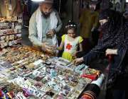 بہاولپور: عید کی تیاریوں میں مصروف شہری صدر بازار سے خریداری میں مصروف ..