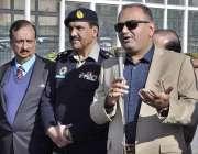 اسلام آباد:ایم این اے ڈاکٹر رامیش کمار عربی زبان کے دن کی مناسبت سے ..