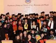 لاہور: پنجاب یونیورسٹی شعبہ تاریخ و پاکستان سٹڈیز کی دوسری سالانہ تقریب ..