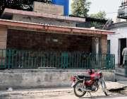 راولپنڈی: تھانہ کینٹ کے سامنے لاکھوں روپے سے بنایا جانے والا واٹر فلٹریشن ..