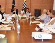 اسلام آباد: صدر آزاد کشمیر سردار مسعود خان تجوید القرآن ٹرسٹ کے بورڈ ..