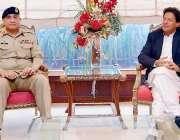 اسلام آباد: وزیر اعظم عمرن خان سے آرمی چیف جنرل قمر جاوید باجوہ ملاقات ..