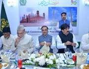 نیو دہلی: ہائی کمشنر سہیل محمود روایتی انداز سے افطار ڈنر کے موقع پر ..