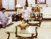 لاہور: وزیر اعلیٰ پنجاب سردار عثمان بزدار سے ڈیرہ غازی خان سے تعلق رکھنے ..