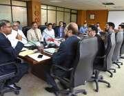 اسلام آباد: زیر مملکت بیرسٹر سید علی ظفر نیشنل ہسٹری اینڈلٹریری ہیری ..