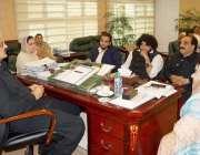اسلام آباد: وفاقی وزیر صحت عامر محمود کیانی سے پی ٹی آئی راولپنڈی کا ..