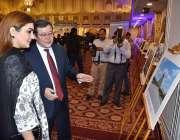 اسلام آباد: وفاقی محتسب کشمالہ طارق کازکستان امبیسی کی جانب سے لگائی ..