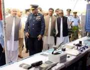 پشاور: وزیراعلیٰ خیبر پختونخوا محمد خان یوم دفاع کے موقع پر پاکستان ..