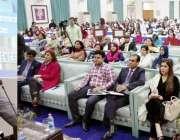 لاہور: وزیر ہائر ایجوکیشن پنجاب راجہ یاسر ہمایوں سرفراز گورنمنٹ کالج ..