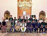 اسلام آباد: صدر مملکت ممنو ن حسین کا سٹریٹ چائلڈ فٹ بال ورلڈ کپ میں پوزیشن ..