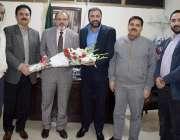 لاہور: ای پی سی سی آئی کے نو منتخب نائب صدر ریجنل چوہدری عرفان یوسف کو ..