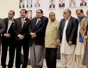کراچی: یونائیٹڈ بزنس مین گروپ کی جانب سے منعقدہ تقریب میں میاں محمد ..