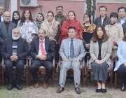 لاہور: پنجاب یونیورسٹی شعبہ ہسٹری اینڈ پاکستان سٹڈیز کے زیراہتمام ..
