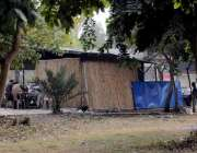 اسلام آباد: پمز ہسپتال کے سامنے گرین بیلٹ پر قائم تجاوزات انتظامیہ ..