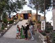 اسلام آباد: دامن کو سے لی گئے اسلام آباد شہر کی سحر کن تصویر۔