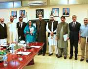 اسلام آباد: وفاقی وزیر صحت عامر محمود کیانی کا صوبائی وزرائے صحت و بہبود ..