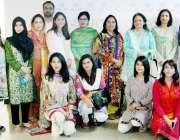 لاہور: صوبائی وزیر خزانہ ڈاکٹر عائشہ غوث پاشا کا پنجاب کمیشن فار ویمن ..