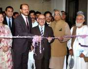 اسلام آباد: وزیراعظم کے مشیر عرفان صدیقی نیشنل لینگوئج پروموشن ڈیپارٹمنٹ ..