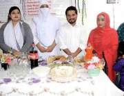 کوئٹہ: پرنسپل آستہ نویں، محمد حسن کاسی، ریاض لویٰسن و دیگر کالج آف نرسنگ ..