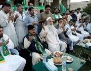 اٹک: سنگین آباد میں امان اللہ خان کے زیر اہتمام کارنر میٹنگ منعقد ہوئی ..