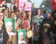 لاہور: مسلم لیگ(ن) رہنماؤں خواجہ سعد رفیق اور سلمان رفیق کی احتساب عدالت ..