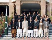 پشاور: تبدیل ہونیوالے ڈی آئی جی اور ملازمت سے سبکدوش ہونیوالے ایس ایس ..