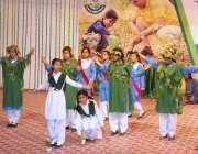 ملتان: آرٹس کونسل کے زیر اہتمام سر سبز پنجاب کے سلسلے میں منعقدہ تقریب ..