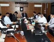 اسلام آباد: وزیر اعظم کے مشیر برائے فلسفہ اور تاریخ عرفان صدیقی اجلاس ..