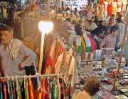 راولپنڈی: انتطامیہ کی نا اہلی، موتی بازار کے باہر بوہڑ بازار میں تجاوزات ..