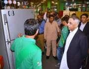 کراچی: گورنر سندھ محمد زبیر کو امن فاؤنڈیشن کے زیر اہتمام منعقدہ تقریب ..