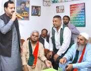 راولپنڈی: صوبائی وزیر راجہ راشد حافظ جنرل کونسلرUC-40میں اجلاس سے خطاب ..