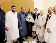 راولپنڈی: ملک عشرت باری مسلم لیگ ق اور پی ٹی آئی کے مشترکہ نو منتخب رکن ..