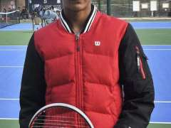 """ISLAMABAD: Huzaifa Abdul Rehman will be the only Pakistani among over 1300 top ranked tennis players from across the world to participate in next month's Junior Orange Bowl International Tennis Championships in Florida, USA. (Match the photo with APP Feature slugged """"Huzaifa only Pakistani among 1300 players to feature in Orange Bowl C'ships"""" already been released."""