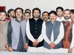 ISLAMABAD: Deputy Speaker National Assembly Mr Qasim Khan